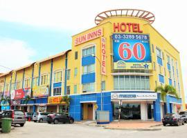 Sun Inns Hotel Kuala Selangor, hotel di Kuala Selangor