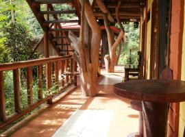 Hotel Samsara, hotel in Uvita
