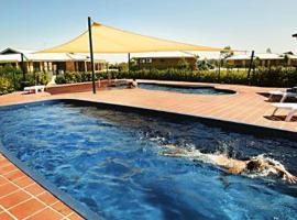 Potters Apartments, hotel in Cessnock