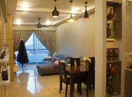 H2H - Reunion House @ Majestic Ipoh 家好月圆, apartment in Ipoh