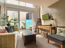 Canvas Apartment, apartment in Wellington
