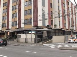 Hotel Aruan, hotel em Vitória