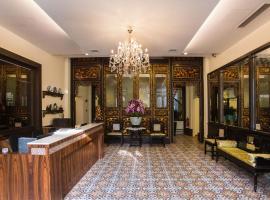 艾瓦馬六甲酒店,馬六甲的飯店
