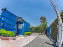 Residencial Villa Container, hotel near Ecological Park, Campinas