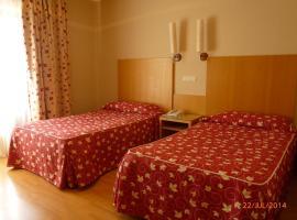 Hotel Alisa, hotel in Lerma