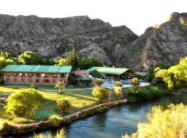 VALLE GRANDE HOTEL DE MONTAÑA, hotel in San Rafael