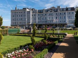 하이드에 위치한 호텔 하이드 임페리얼 호텔, 스파 & 골프