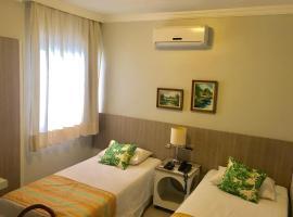 Aldeota Praia Hotel, hotel en Fortaleza