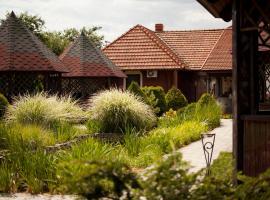 Отельный комплекс Бахус, отель в Ужгороде