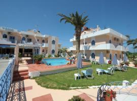 Sirena Superior, serviced apartment in Agia Pelagia