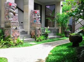 ThreeWin Homestay, hotel near Monkey Forest Ubud, Ubud