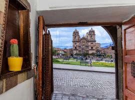 Hotel Inca Wasi Plaza, hotel in Cusco
