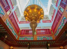 Palais Zahia Hotel & Spa, hostal o pensión en Tánger