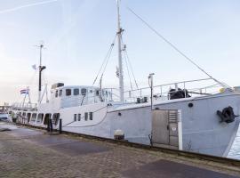 M/S Svalbard B&B, boat in Amsterdam