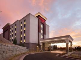 Hampton Inn Salt Lake City Cottonwood, hotel v destinaci Holladay