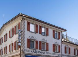 Hotel Alpina, hotel a Zernez