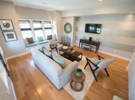 The Newport Lofts - 595 Thames Street, holiday home in Newport