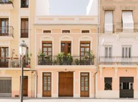 Barracart Apartments, hotel near Port of Valencia, Valencia