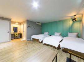 OST Hotel, hotel in Chuncheon