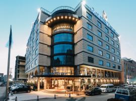 Golden Tulip Addis Ababa, hotel near Addis Ababa Bole International Airport - ADD,