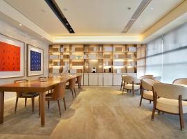 Ji Hotel Chengdu Railway East Staton, отель в Чэнду