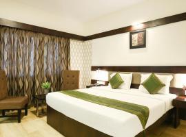 Treebo Trend Akshaya Mahal Inn, hotel near Chamundi Vihar Stadium, Mysore