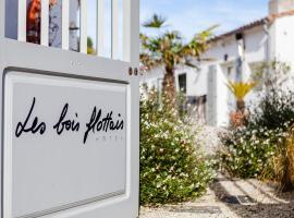 Hotel Les Bois Flottais, accessible hotel in Le Bois-Plage-en-Ré