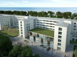 DORMERO Strandhotel Rügen, Hotel in der Nähe von: Bahnhof Binz, Binz