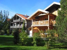 Ferienwohnungen Evi Huber, hotel near Kolbensattelbahn, Oberammergau