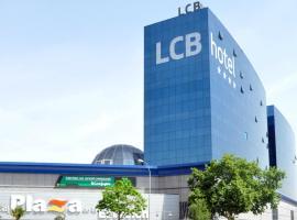 LCB Hotel Fuenlabrada, hotel in Fuenlabrada