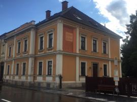Hotel Bellini, отель в городе Леобен