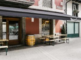 Hotel Piñupe, hotel en Lekeitio