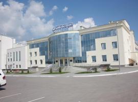 Гостиница ГАУРО СШ ДС Олимпийский, отель в Рязани