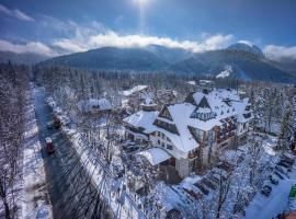 Hotel Crocus, hotel near Tatra National Park, Zakopane