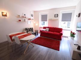 Le Rondinelle, apartment in Como