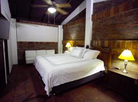 Hotel Casa Colonial Boutique, hotell nära Augusto Cesar Sandino internationella flygplats - MGA, Managua