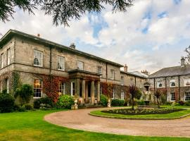 Doxford Hall Hotel And Spa, hotel in Chathill