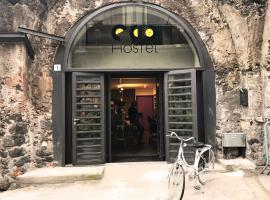 Eco Hostel, hotel a Catania
