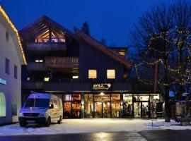 Landhaus Antonia, hotel near Toni-Seelos-Olympiaschanze, Seefeld in Tirol
