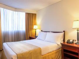 Hotel Dann Av. 19, hotel cerca de Iglesia de San Francisco, Bogotá
