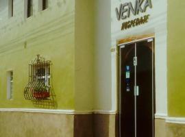 Hospedaje Venka Urubamba, hotel near Saint Peter Church, Urubamba