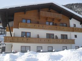 Gästehaus Panorama, guest house in Biberwier
