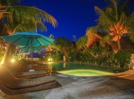 Balangan Sea View Bungalow, holiday park in Jimbaran