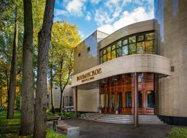 Congress-Park Volynskoe, hotel near Park Pobedy, Moscow