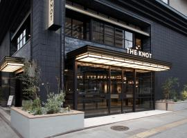Hotel The Knot Yokohama, hotel near Yokohama Cosmo World, Yokohama