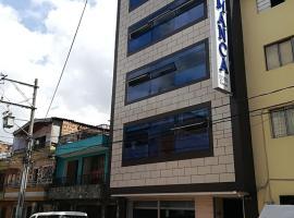 Hotel Salamanca Resort, hotel en Itagüí