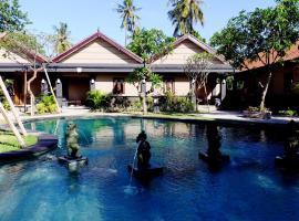 Doubleyou Home Stay, beach hotel in Pemuteran