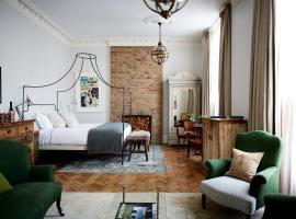 Artist Residence London, hotel in zona Victoria Station, Londra
