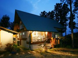 Kurokawa Mori no Cottage, hotel in Minamioguni