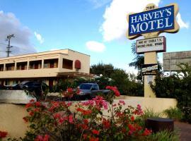 Harvey's Motel SDSU La Mesa San Diego, motel in San Diego